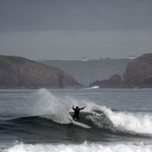 Surfboard hire in San Sebastian